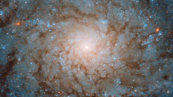 Galaxia espiral NGC 4689 - Sputnik Mundo