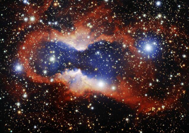 La nebulosa planetaria CVMP 1