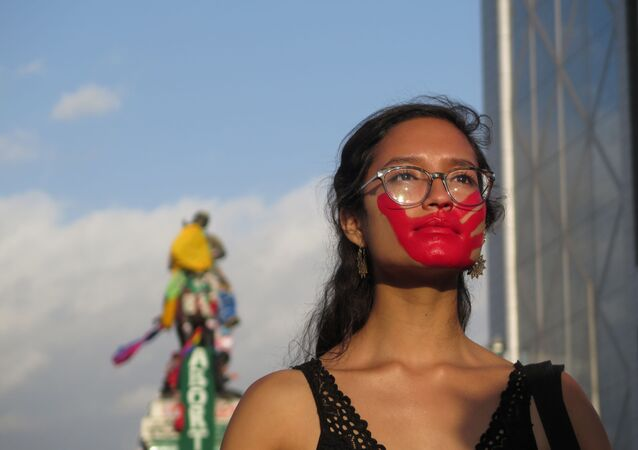 Coordinadora Feminista 8M, Chile (archivo)