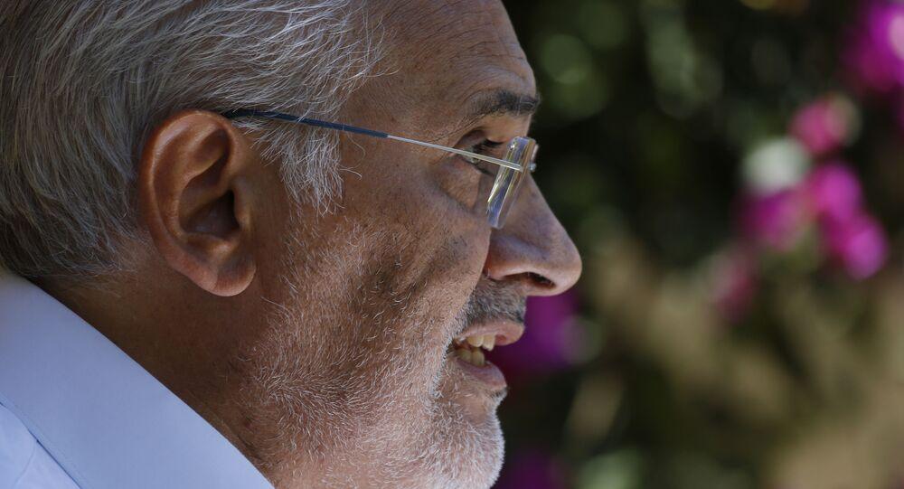 Carlos Mesa, el político boliviano