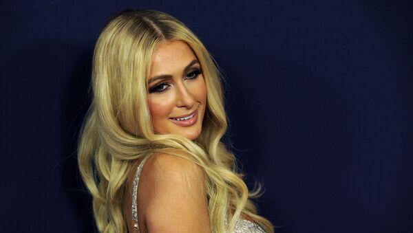 Paris Hilton, socialité estadounidense - Sputnik Mundo