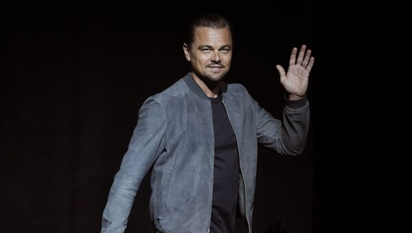 Leonardo DiCaprio, actor de Hollywood - Sputnik Mundo