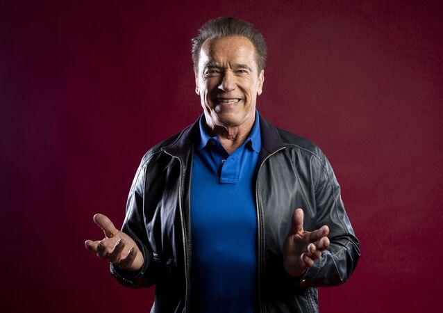 Arnold Schwarzenegger, actor estadounidense