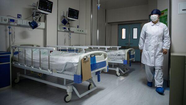 Un cuarto en un hospital  - Sputnik Mundo