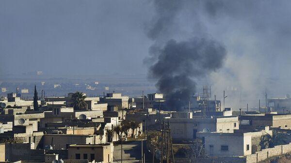 La situación en la provincia siria de idlib - Sputnik Mundo