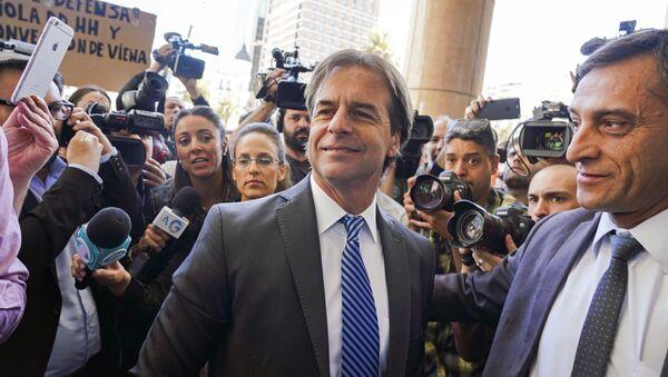 Luis Lacalle Pou, nuevo presidente de Uruguay - Sputnik Mundo