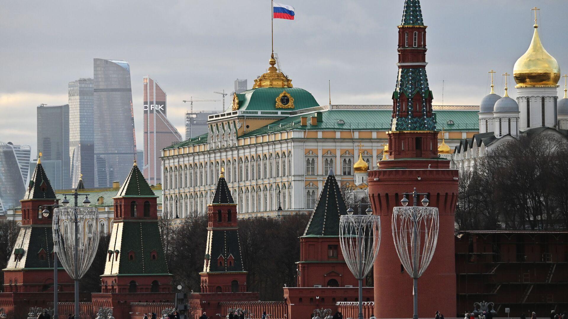 Kremlin  - Sputnik Mundo, 1920, 05.04.2021