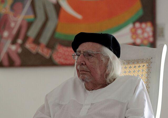 Ernesto Cardenal, poeta nicaragüense
