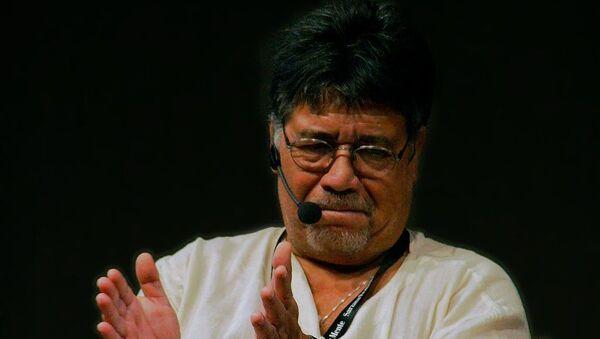 Luis Sepúlveda, escritor chileno  - Sputnik Mundo