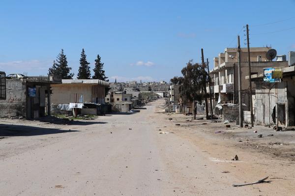 La ciudad siria de Saraqib - Sputnik Mundo