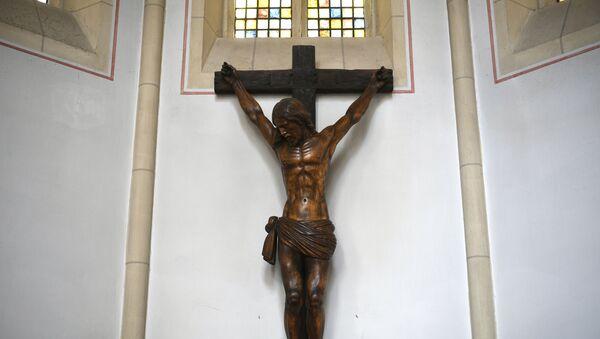 La cruz de Jesucristo - Sputnik Mundo