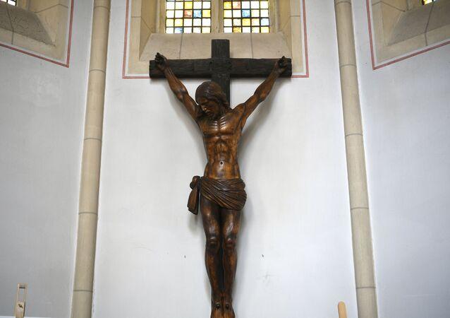 La cruz de Jesucristo