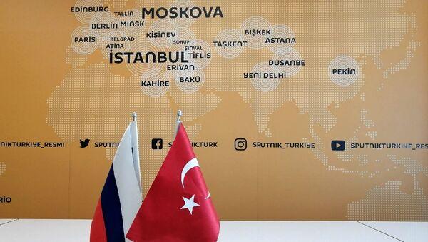 La oficina de Sputnik Turquía en Estambul - Sputnik Mundo