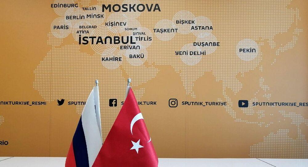 La oficina de Sputnik Turquía en Estambul