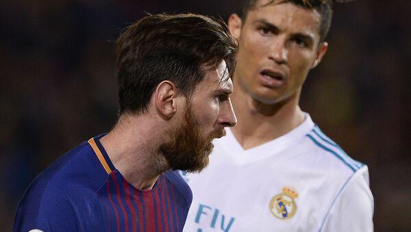 El último clásico con Messi y Cristiano Ronaldo - Sputnik Mundo