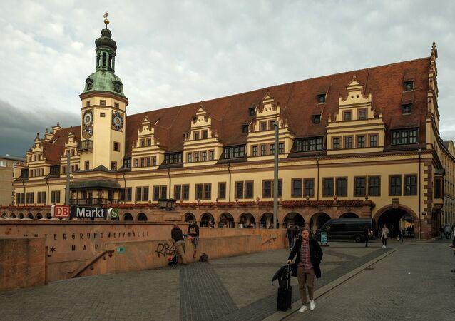 Leipzig, ciudad alemana