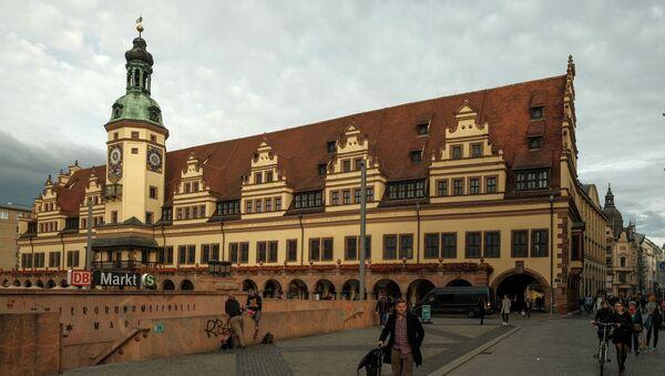 Leipzig, ciudad alemana - Sputnik Mundo