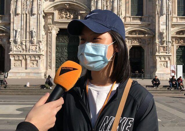 Milán le hace frente al coronavirus: Quien tiene miedo, muere primero
