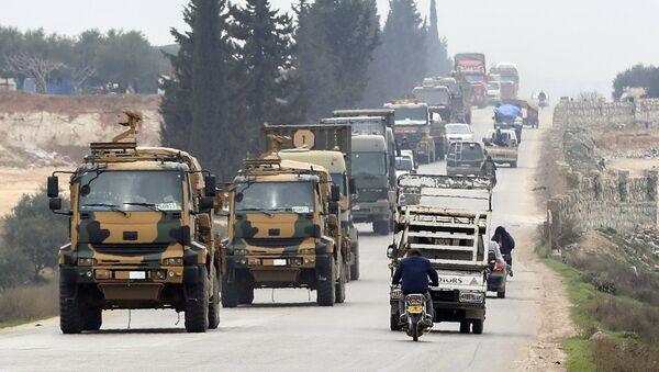 Situación en Idlib, Siria - Sputnik Mundo