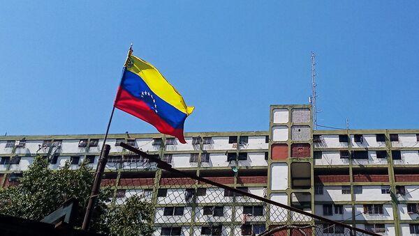 Edificio característico de la comuna 23 de Enero, Caracas - Sputnik Mundo