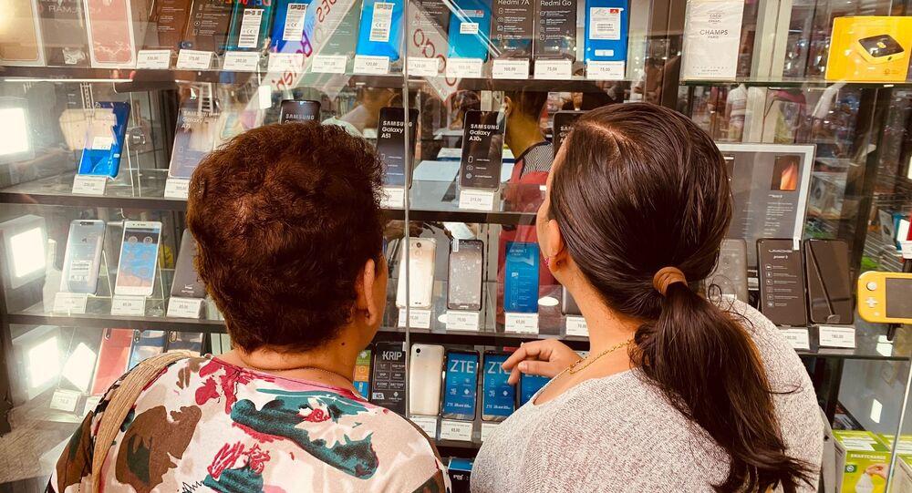 La revolución Xiaomi llega a Venezuela para quedarse (a pesar del coronavirus) - Sputnik Mundo