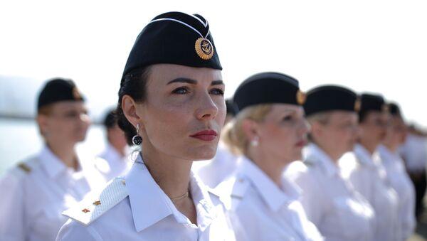 Celebraciones del día de la Marina en Novorossiysk - Sputnik Mundo