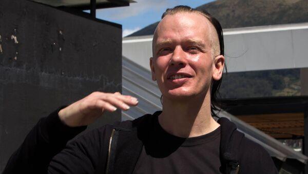 Ola Bini, programador sueco - Sputnik Mundo