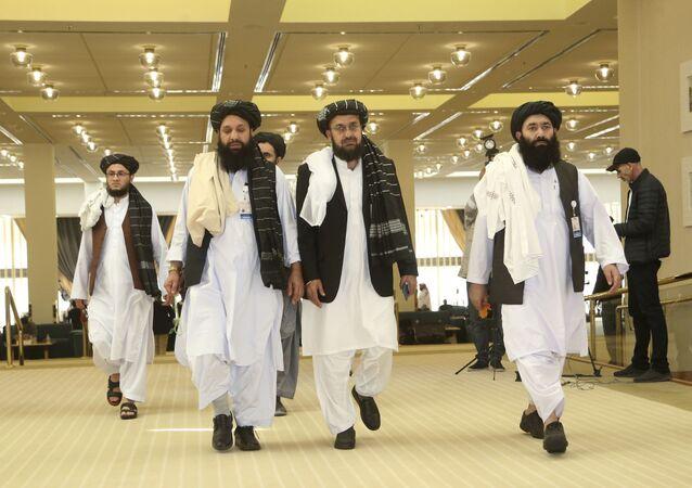 Los talibanes (archivo)