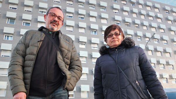 Inquilinos de un piso de vivienda pública vendido a un fondo buitre - Sputnik Mundo