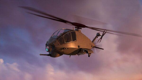 El concepto del nuevo helicóptero de Boeing - Sputnik Mundo