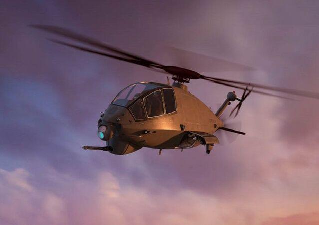 El concepto del nuevo helicóptero de Boeing