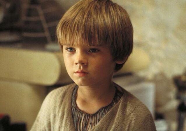 Jake Lloyd como Anakin Skywalker en Star Wars