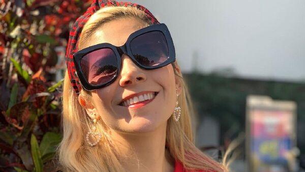 Karla Panini, presentadora de televisión en México - Sputnik Mundo