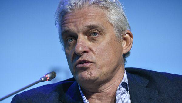 Oleg Tinkov, banquero ruso - Sputnik Mundo