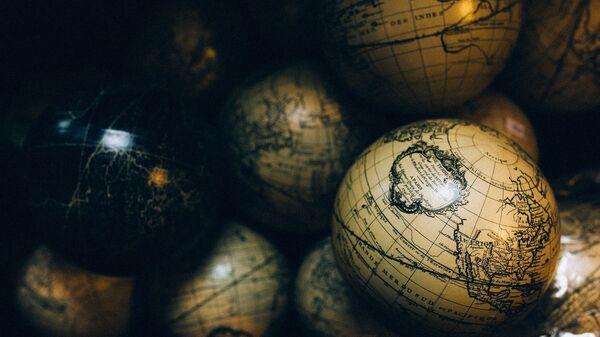 Globos (imagen referencial) - Sputnik Mundo