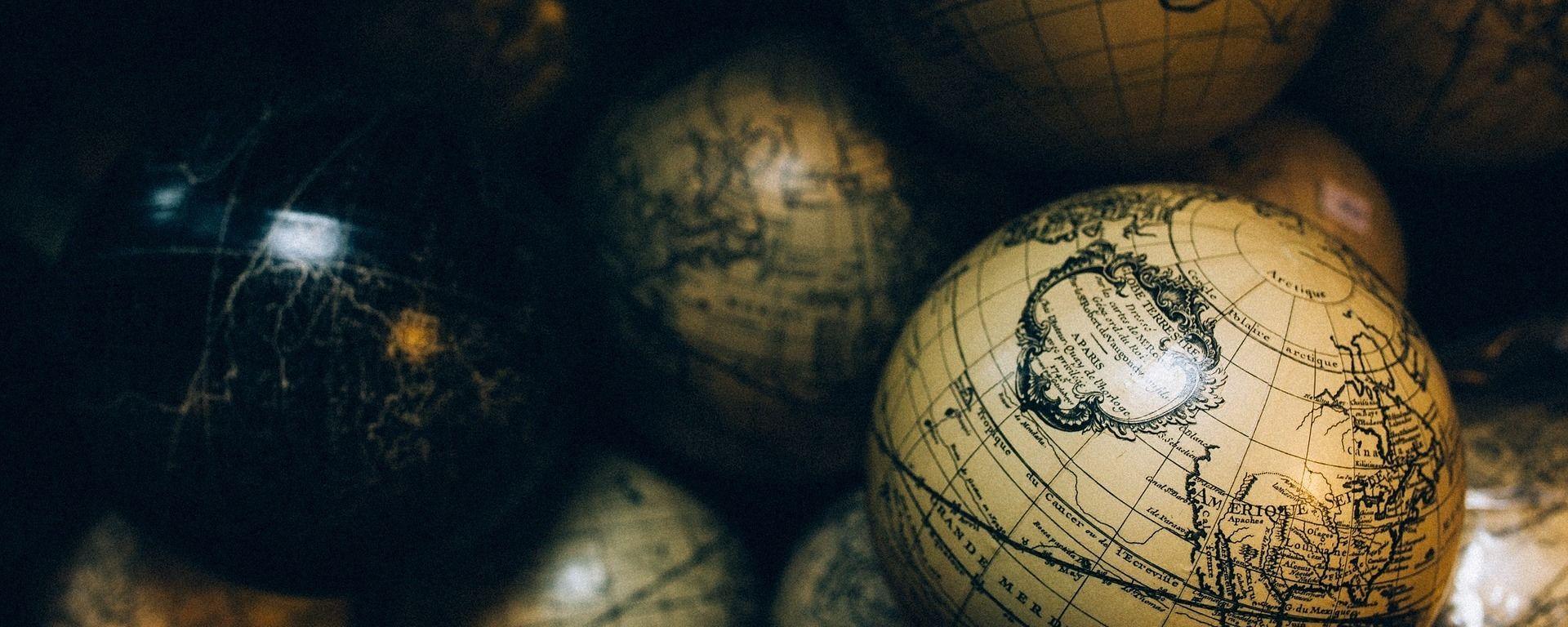 Globos (imagen referencial) - Sputnik Mundo, 1920, 05.03.2021