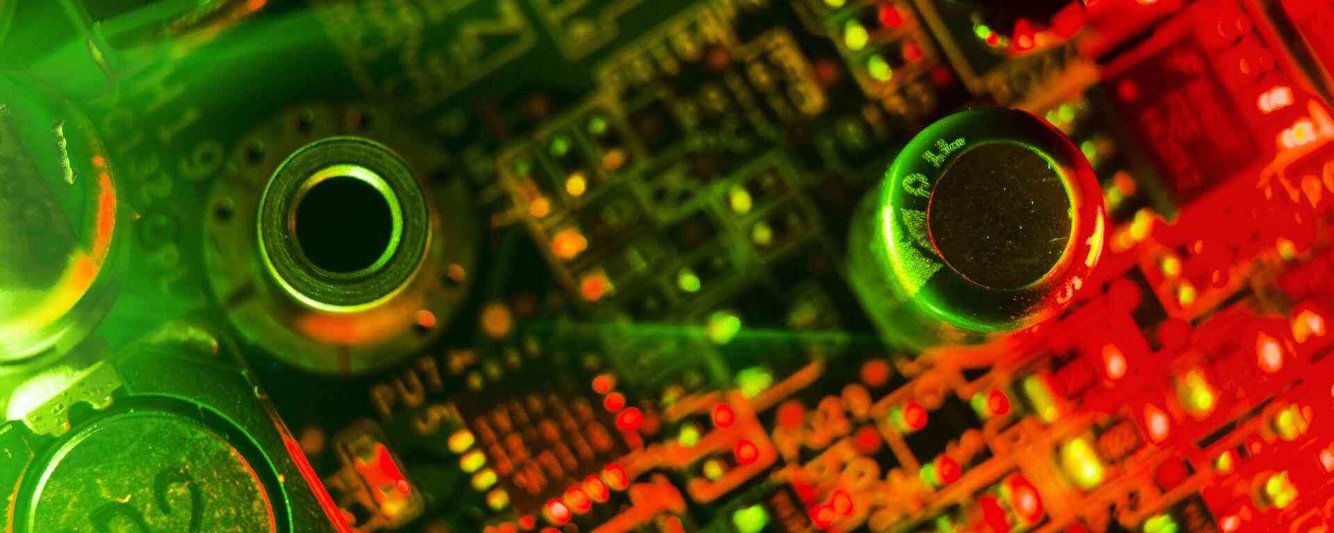 Tecnología (imagen referencial) - Sputnik Mundo, 1920, 03.06.2021