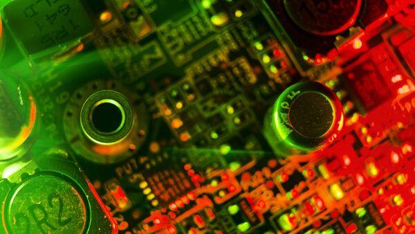 Tecnología (imagen referencial) - Sputnik Mundo