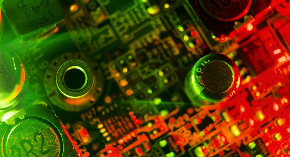 Tecnología (imagen referencial)