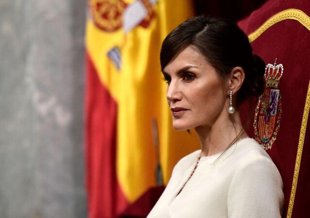 La Reina Letizia de España