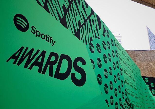 El logo de Spotify Awards