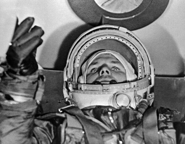 Hace 60 años se formó el primer escuadrón de cosmonautas de la URSS   - Sputnik Mundo