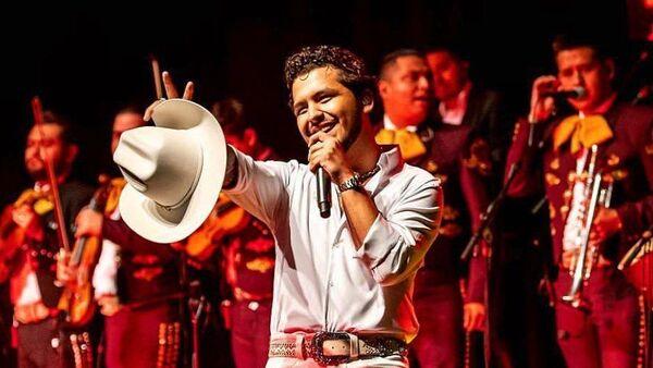 El cantante mexicano Christian Nodal - Sputnik Mundo
