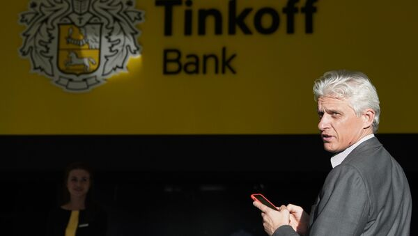 El empresario ruso Tinkov - Sputnik Mundo