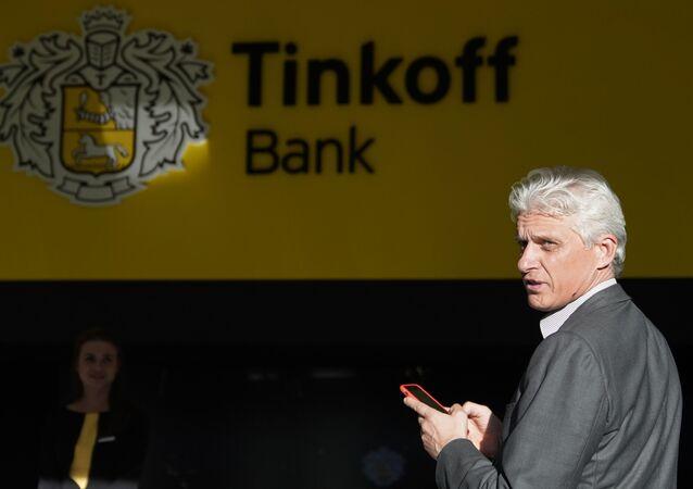El empresario ruso Tinkov
