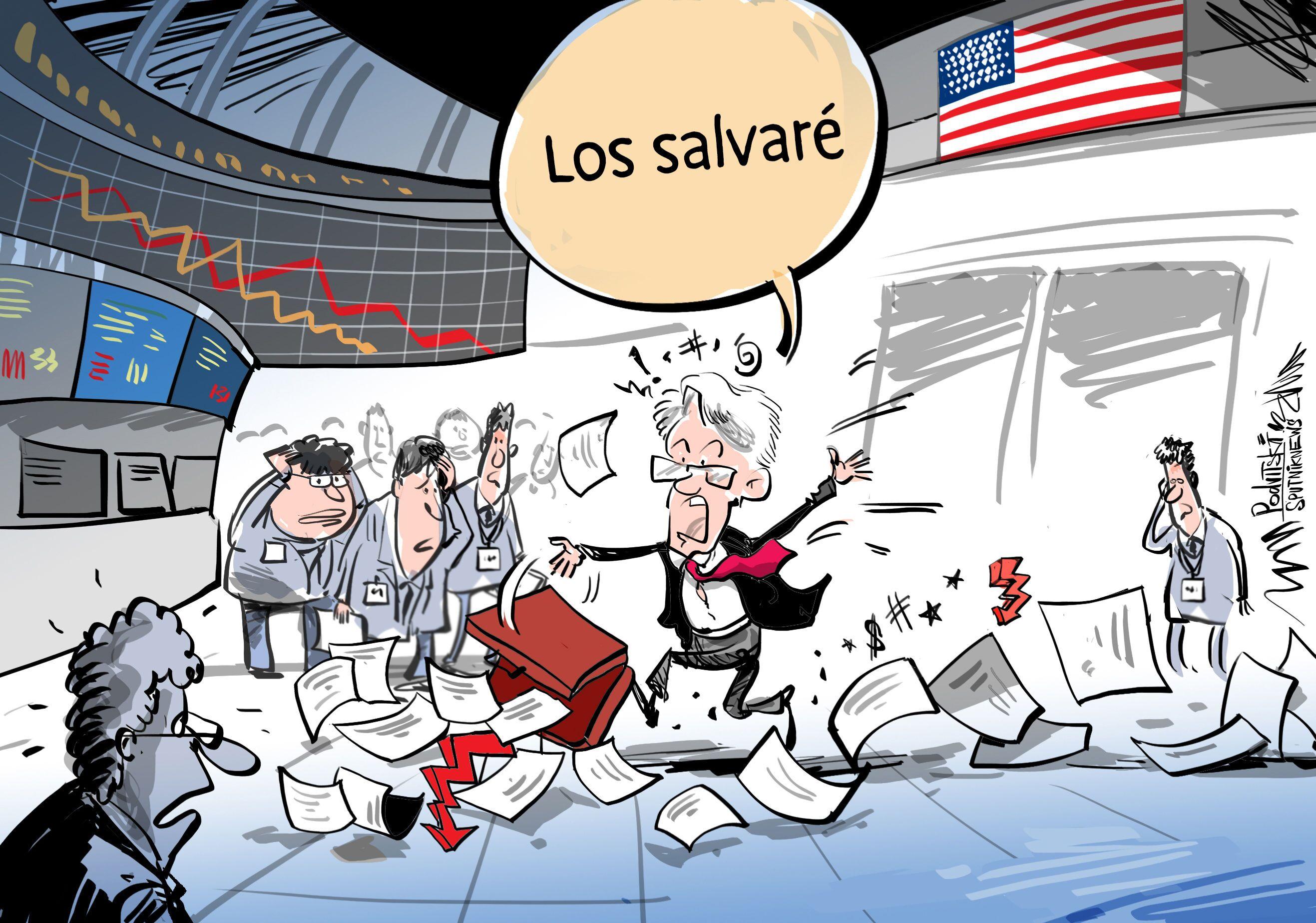 De salvador a perjudicado: ¿aguantará la economía de EEUU la crisis del coronavirus?