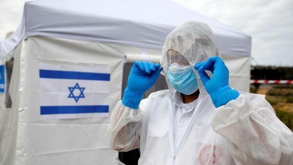 Coronavirus en Israel - Sputnik Mundo