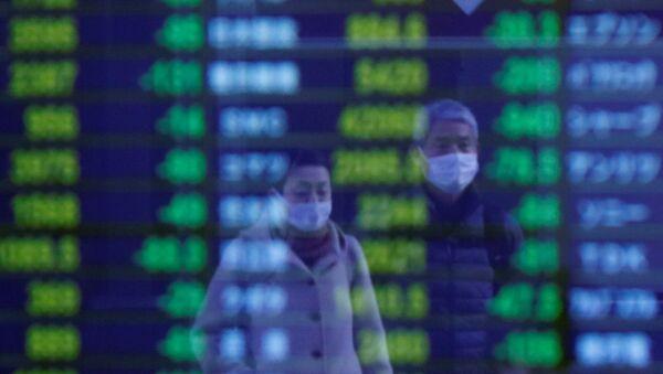 Economía en tiempos de coronavirus (imagen referencial) - Sputnik Mundo