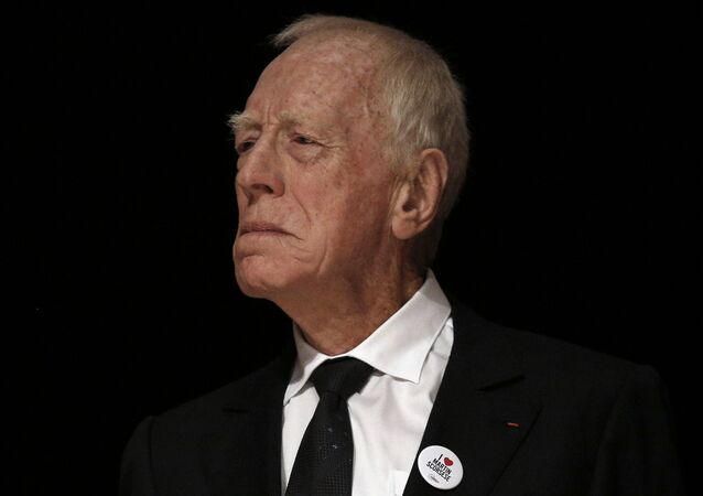 Max Von Sydow, actor sueco