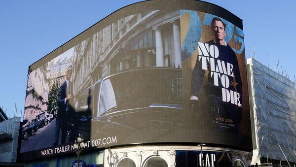 Trailer de la película 'No time to die' - Sputnik Mundo